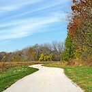 Autumns Bike Trail by bicyclegirl