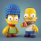 Marge & Homer by Fanboy30