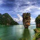 James Bond Island by Phillip Munro