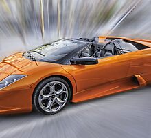 Lambo HD Wallpaper by servalpe