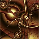 Fractal Abstracts for 2011 by autumngirl