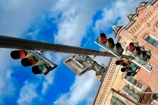 Traffic Signals by Stephen Knowles