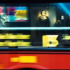 Bus and Models by Nicole Carman Photography