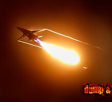RAAF - F-111 DUMP & BURN ART by RosieRuffles