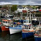 Greencastle Harbour by Deb Snelson