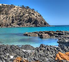 Western River Cove, Kangaroo Island, South Australia by Adrian Paul