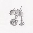 Robo Wheelz by Jack Nicholson