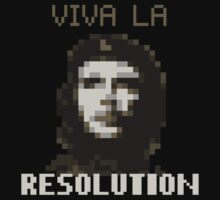 VIVA LA RESOLUTION by FoxChaseFox