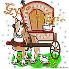 Gypsy Magic by Diana-Lee Saville