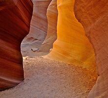 Lower Antelope Canyon by Bruce Alexander