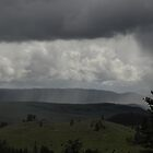 Kamloops rainstorm by clester