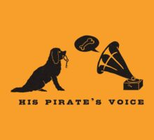 His Pirate's Voice (Black) by actualchad