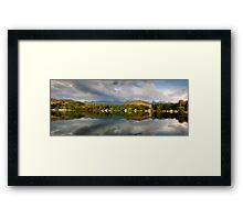 Drakensberg panorama Framed Print