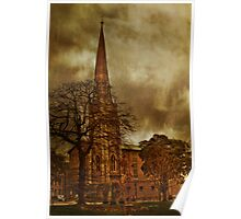 United Reformed  Church Poster