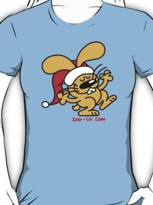 Christmas Bunny T-Shirt