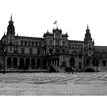 Plaza de Espana by David Melville