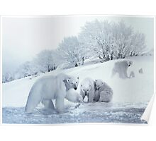 Winter Whimsy Poster