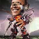 """Obamatron""..............Mid-term Attack!!!!! by atomikboy"