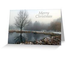Still - Christmas Card Greeting Card