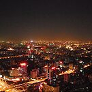  Beijing by night by Leanne Catherine Quinn