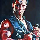 Commando by Michael Haslam