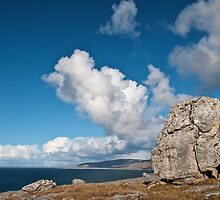 The Burren In Fanore, County Clare, Ireland by upthebanner