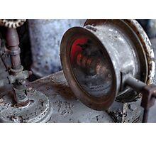 Under Pressure Photographic Print
