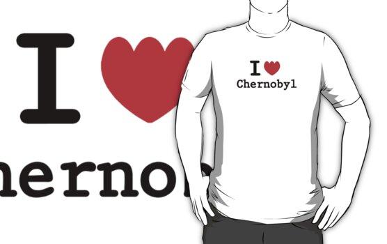 I love Chernobyl by bd0m