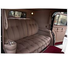 1941 Lincoln Continental City Limousine owned by Henry Ford Poster