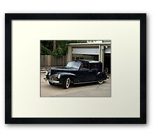 1941 Lincoln Continental City Limousine Framed Print
