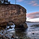Fossil Cove, Tasmania by CezB
