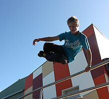 brodie parkour by Jack Stafford