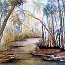 Memories of North Queensland, Australia by Angela Gannicott