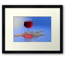 Some days are better than others... Framed Print