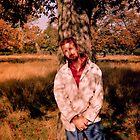 Gary in Richmond Park by Anthony Sarow