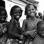Smiles & Laughter - Mali by Nick Bradshaw