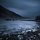 Loch Etive Pier by Brian Kerr