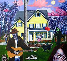 'Ballad of the Yellow House' by Jerry Kirk