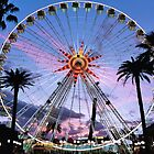 Ferris Wheel by Nicole Carman Photography