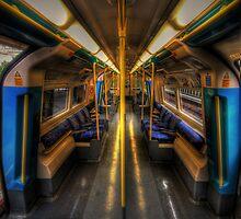 Travelling Light by Yhun Suarez
