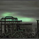 Emerald Pier by Nicole Carman Photography