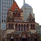 Trinity Church by Lee d'Entremont