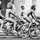Naked Bike Ride by Nicole Carman Photography