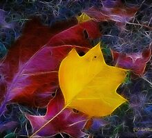 November Ghosts by RC deWinter