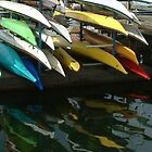 False Creek Kayaks by jakking