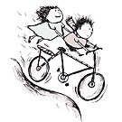 Bike Kids by Carla Martell