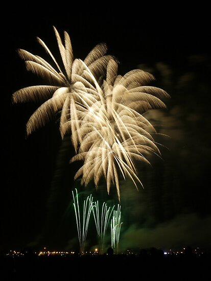 Blackheath Fireworks 1 by TheWalkerTouch
