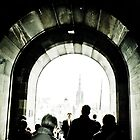 Exit at Edinburgh Castle by keyconcept
