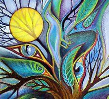 Night Spirits by Karin Zeller