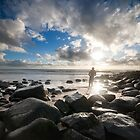 Surfer | Burleigh Heads | Gold Coast | Australia by Pawel Papis